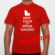 Keep Calm and Speak Galego
